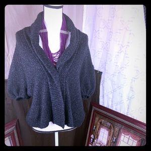 BCBGMAXAZRIA sweater on bottom